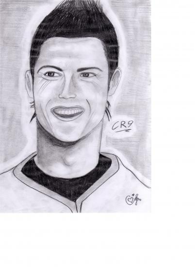 Cristiano Ronaldo by vania_006